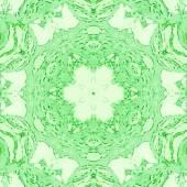 Abstract kaleidoscopic pattern. — Stock Vector