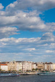 Panorama de budapest — Photo