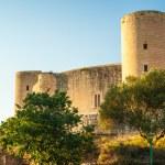 ������, ������: Bellver Castle fortress in Palma de Mallorca