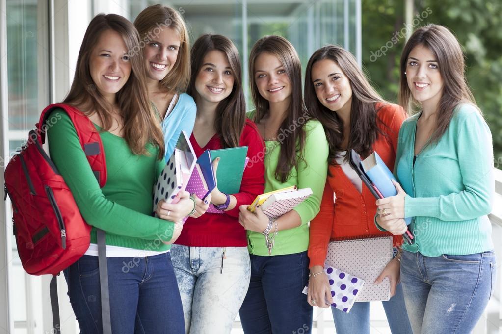 Фото студенты молодые