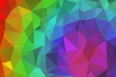 Triangle Abstract 1 — Stock Photo