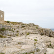 Stone Temple by the Sea — Stock Photo #78719934