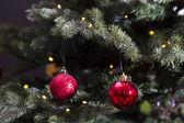 Christmas-tree decorations. — Stock Photo