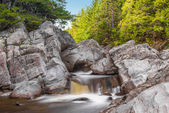 Broad River Along Moose Horn Trail — Stock Photo