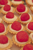 Strawberry tartalettes — Stock Photo