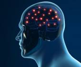 Brain neurons synapse — Stock Photo