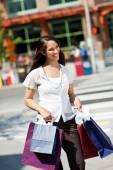 Shopping: — Stock Photo