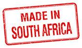 南アフリカ赤の広場孤立したスタンプは、 — ストックベクタ