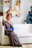 Mother and daughter — Stock Photo