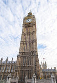 BigBen view from below — Stock Photo