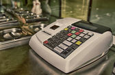The cash register — Foto de Stock