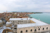 The Ducal Palace from above — Photo