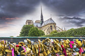 Catedral de notre dame da ponte — Foto Stock