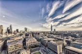 Andere London skyline — Stockfoto