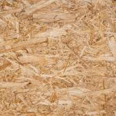 Pressed wood shavings — Stock Photo