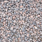 Surface with pebbles — Stock Photo