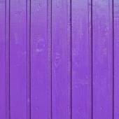 Painted wooden fence — Stock Photo