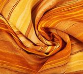 Tela naranja — Foto de Stock
