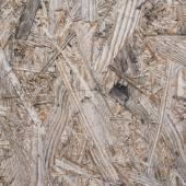 Pressed wood shavings — Stock Photo
