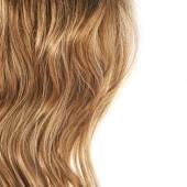 Hair fragment — Stock Photo