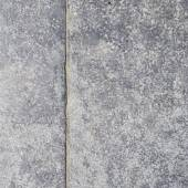 Old felt roofing tar fragment — Stock Photo