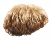 Hair wig isolated — Stock Photo