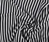 Fragment of striped fabric — Stock Photo
