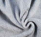Knitted gray cloth — Foto de Stock