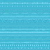 Set of stroke border lines — Vettoriale Stock