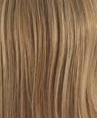 Hair fragment as a background composition — Foto Stock