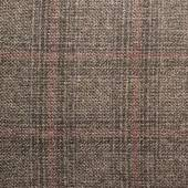 Tweed jacket fragment — Stock Photo
