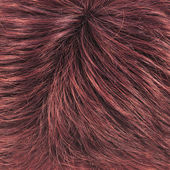 Wavy Hair fragment — Stock Photo