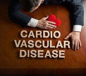 Cardio Vascular Disease — Stock Photo
