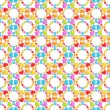Background pattern made of hearts — Stock Photo #61684223