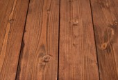 Pine wood boards composition — Stock Photo