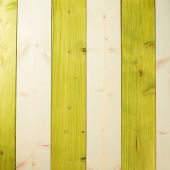 Paint coated wooden boards — Stock Photo