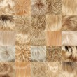 Multiple hair texture backgrounds — Stock Photo #67504937