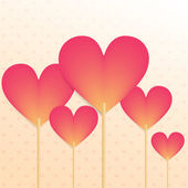 Love Heart icon — Stock Vector