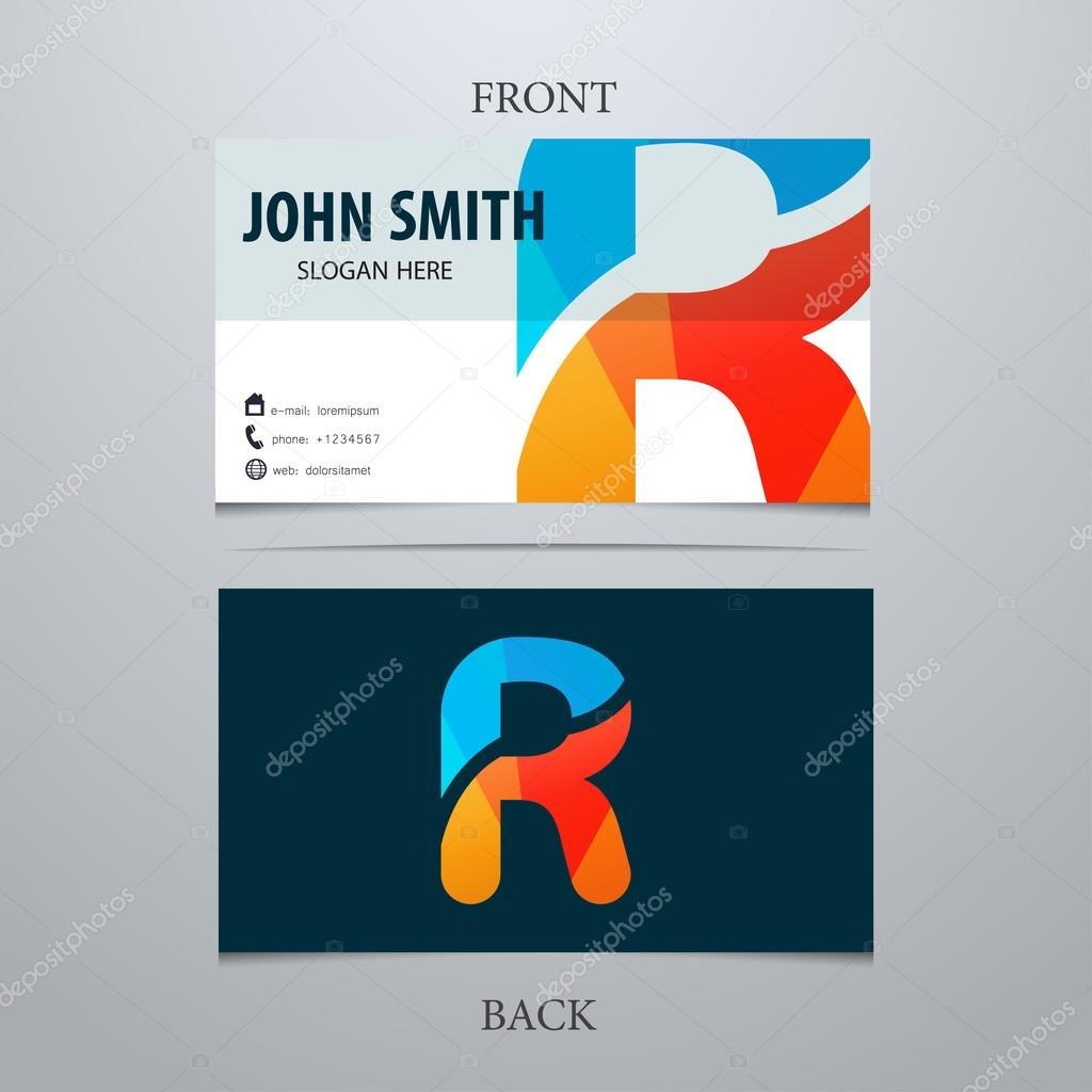 Current Business Card Designs