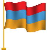 Flag of Armenia — Stock Vector