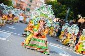 Carnaval de Badajoz — Foto de Stock