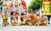 Carnival of Badajoz — Foto Stock