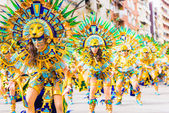 Carnival of Badajoz — Stock Photo