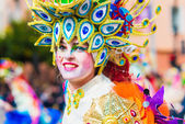 Carnival of Badajoz — Stock Photo