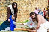İsa'nın tutkusu — Stok fotoğraf