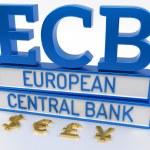 ECB European Central Bank - 3D Render — Stock Photo #72173009