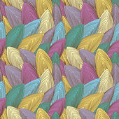 Abstract, colorful, vintage, seamless pattern — 图库矢量图片