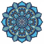 Vector, elegant mandala, with intricate detail. — Stok Vektör