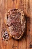 Grilled Beef steak Ribeye — Stock Photo