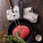 Raw meat Ribeye steak — Stock Photo #59455881